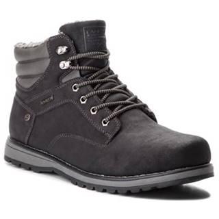 Šnurovacia obuv Lanetti MP07-16637-01BIG Ekologická koža/-Ekologická koža