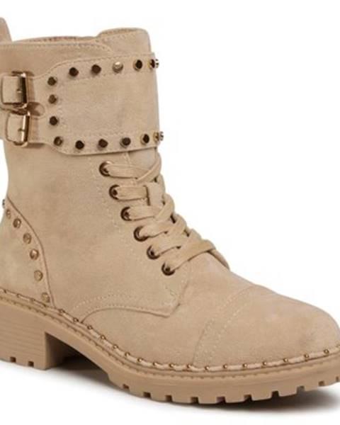Béžové topánky DeeZee