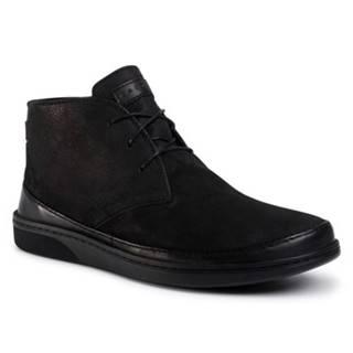 Šnurovacia obuv Lasocki for men MI08-C731-738-03 Prírodná koža(useň) - Nubuk