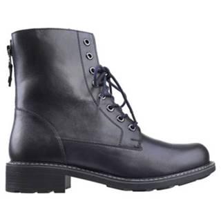 Šnurovacia obuv Lasocki WI16-VIVA-01 Prírodná koža(useň) - Lícova