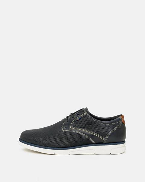 Tmavomodré topánky OJJU