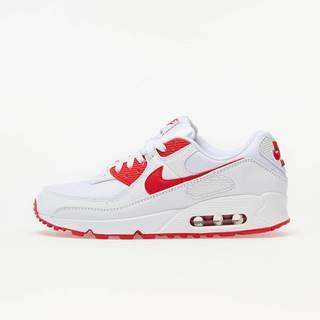 Nike Air Max 90 White/ Hyper Red