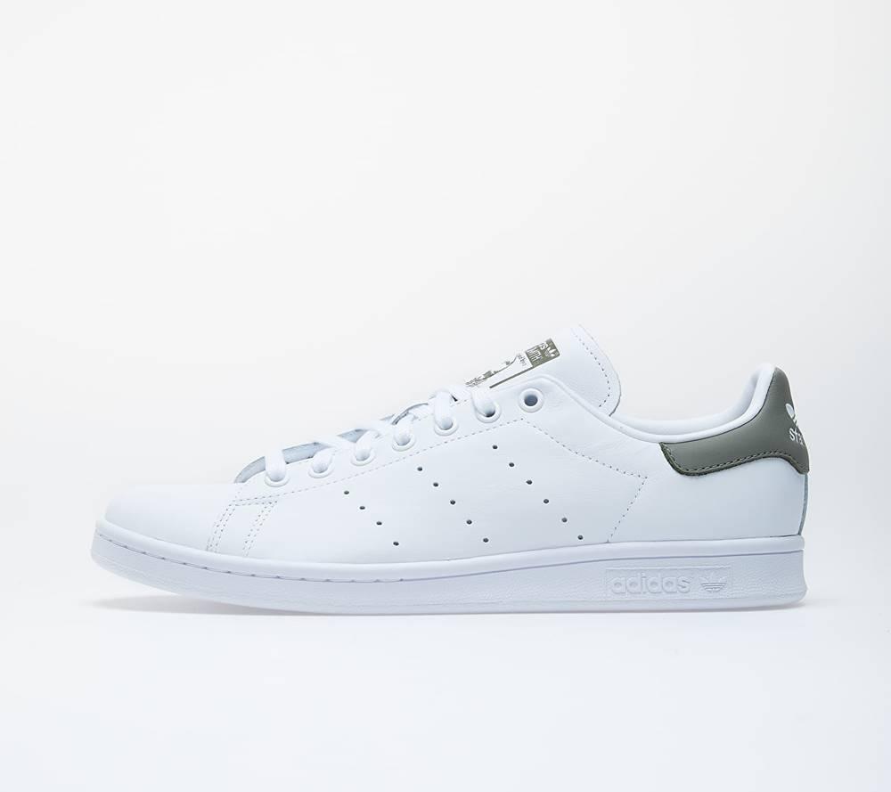 adidas Originals adidas Stan Smith Ftw White/ Ftw White/ Legend Green