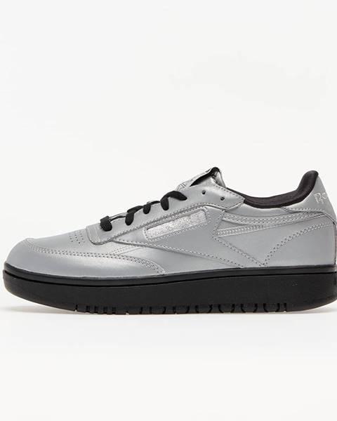 Sivé tenisky Reebok