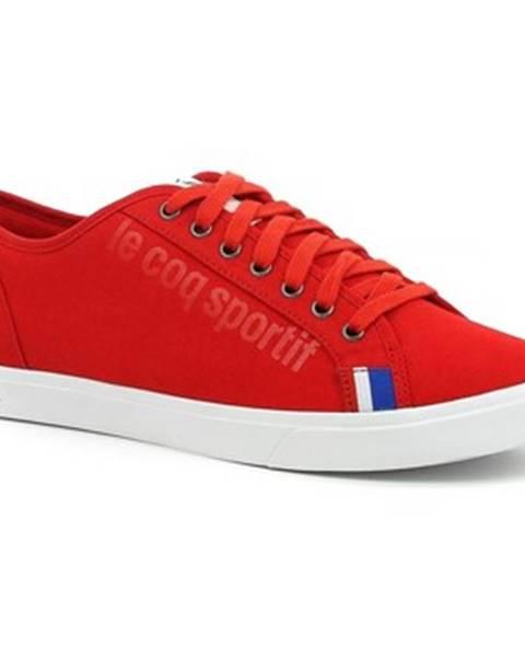 Červené tenisky Le Coq Sportif