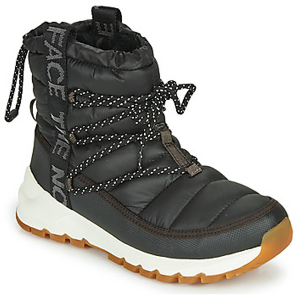 The North Face Obuv do snehu The North Face  W THERMOBALL LACE UP