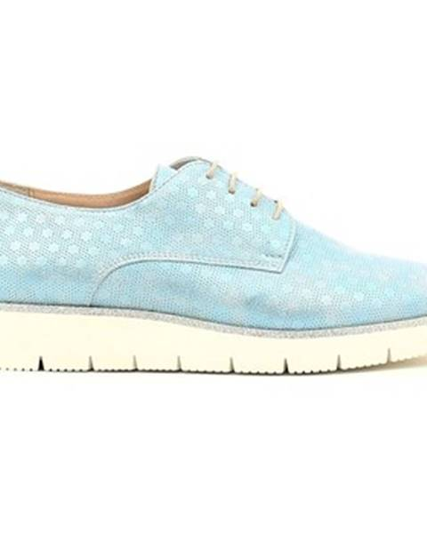 Modré topánky Grace Shoes
