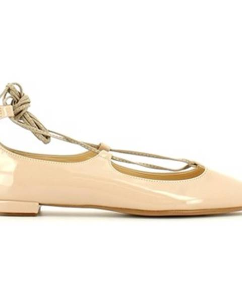 Béžové balerínky Grace Shoes