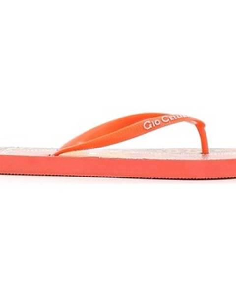 Červené topánky Gio Cellini