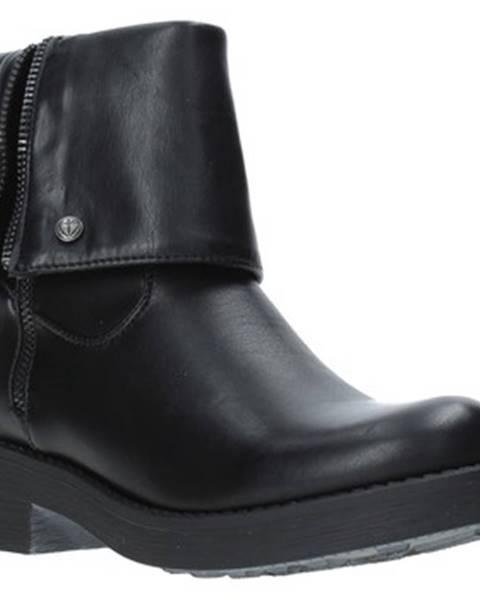 Čierne topánky Onyx