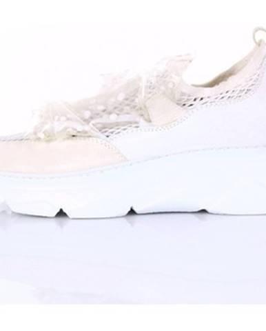 Biele espadrilky 181