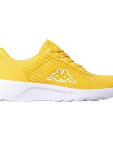 Žlté tenisky Kappa