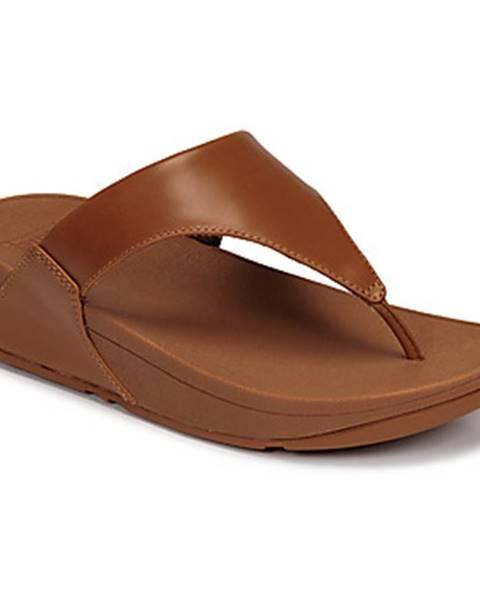 Hnedé sandále FitFlop