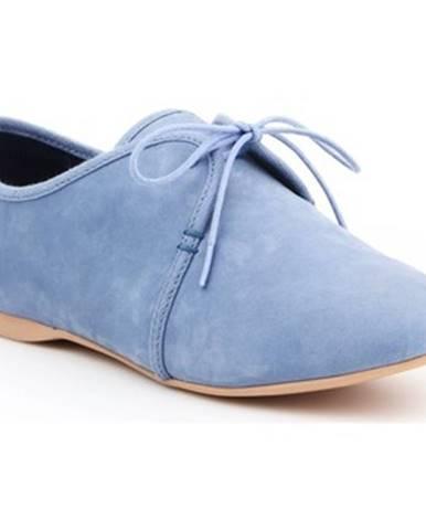 Modré topánky Lacoste