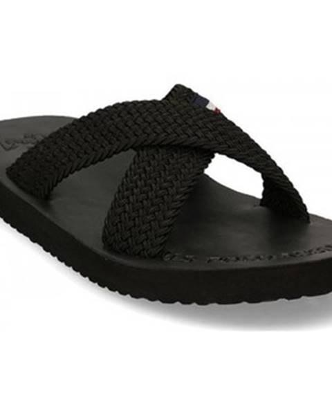 Čierne topánky U.s Polo Assn