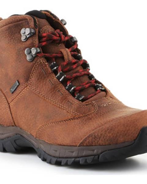 Hnedé topánky Ariat