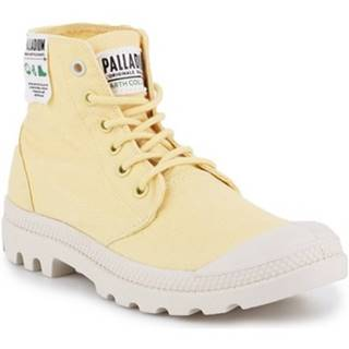 Členkové tenisky Palladium  Pampa HI Organic U 76199-740-M