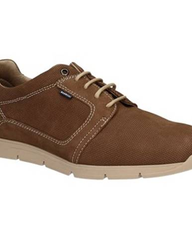 Hnedé topánky Baerchi