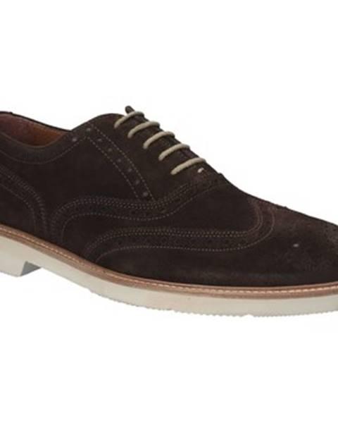 Hnedé topánky Maritan G