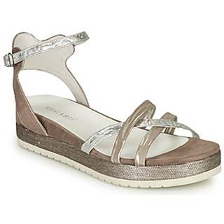 Sandále  CABOURG V1 ESPERIA TAUPE