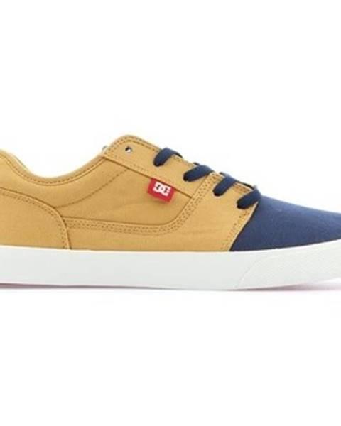 Žlté tenisky DC Shoes