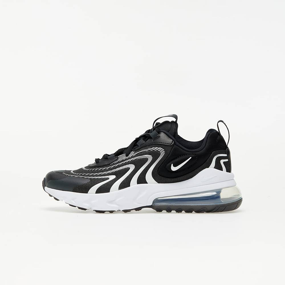 Nike Nike Air Max 270 React ENG (GS) Black/ White