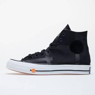 Converse x Rokit Chuck 70 Hi Black/ White/ Black