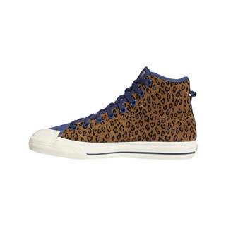 adidas Nizza Hi RF Tech Indigo/ Core White/ Gum 4