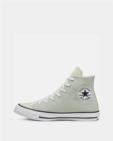 Svetlozelené tenisky Converse