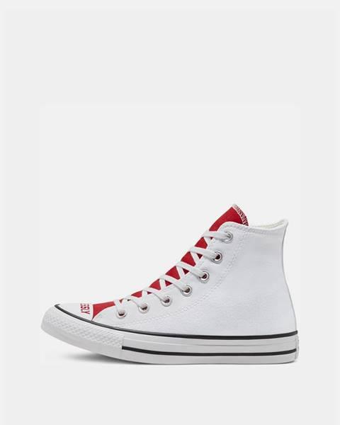 Červené tenisky Converse