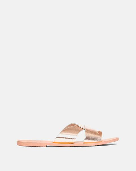 Zlaté papuče Dorothy Perkins