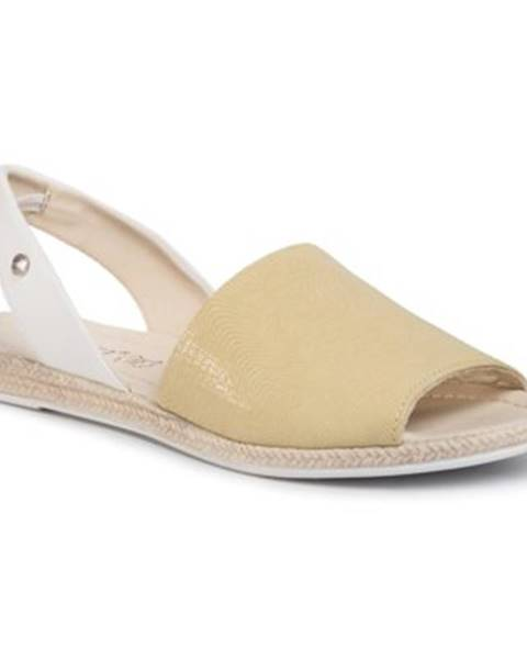 Zelené sandále Lasocki
