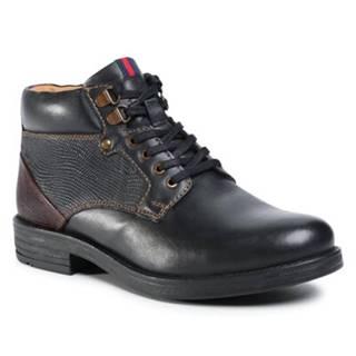 Šnurovacia obuv Sergio Bardi MI07-C743-658-02