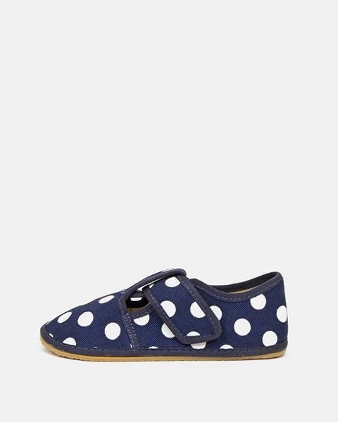 Modré topánky 3f