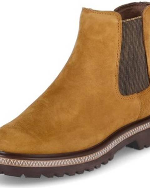 Viacfarebné topánky Tamaris