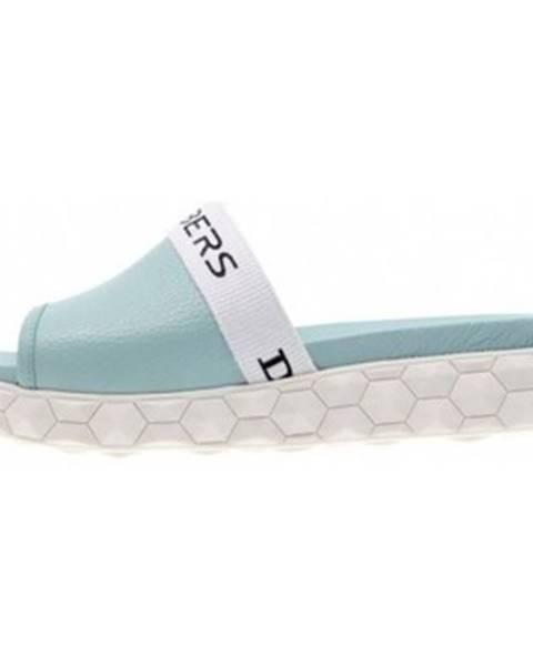 Modré topánky Dombers