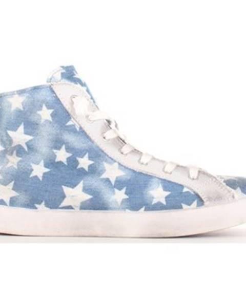 Modré tenisky Two Star