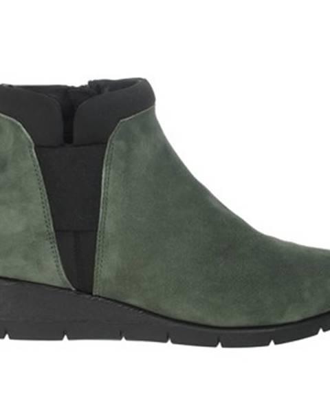 Zelené topánky Riposella