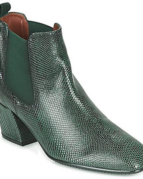 Zelené topánky Hispanitas