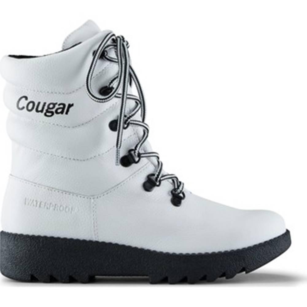 Cougar Polokozačky Cougar  39068 Original2 Leather