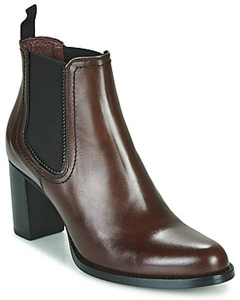 Hnedé topánky Muratti
