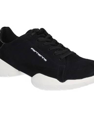 Čierne tenisky Fornarina