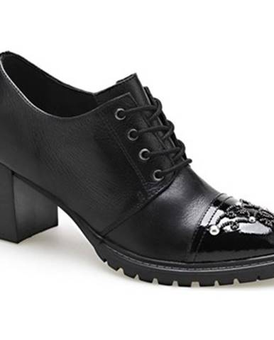 Čierne topánky Apepazza