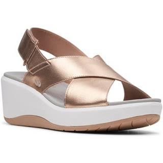 Sandále Clarks  144123