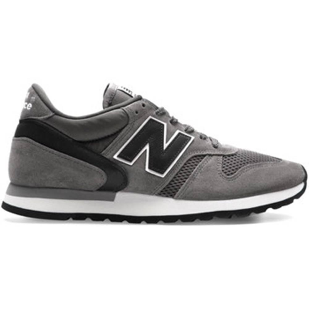 New Balance Nízke tenisky New Balance  NBM770GN