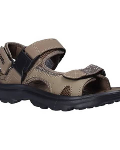 Hnedé sandále Lotto