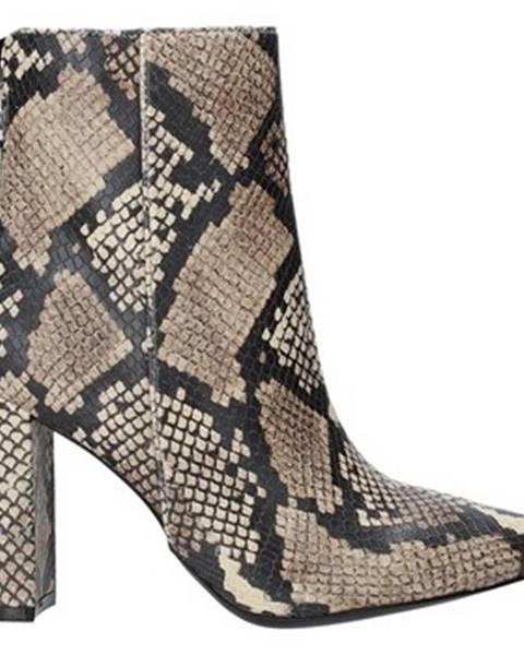 Hnedé topánky Steve Madden