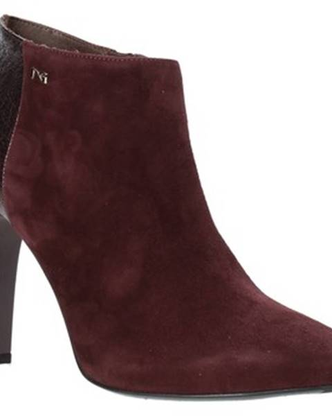 Červené čižmy Nero Giardini
