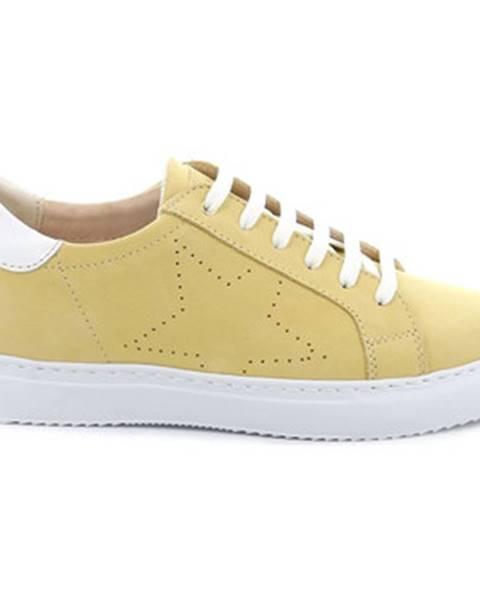 Žlté tenisky Grunland