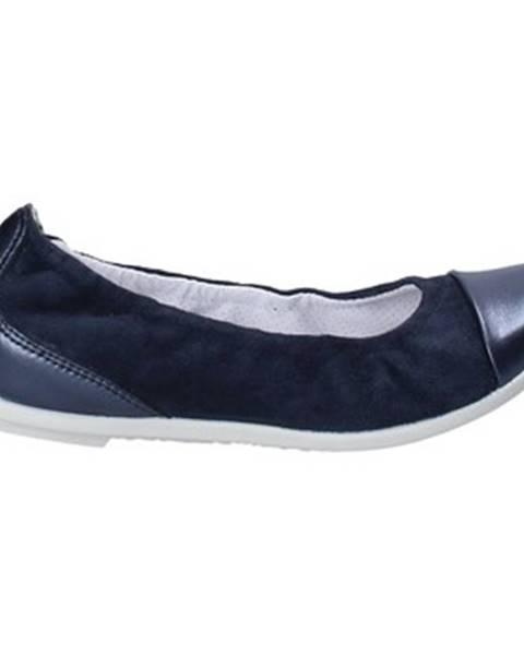 Modré balerínky IGI CO